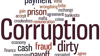 CORRUPTION: A MAJOR PROBLEM OF NIGERIANS