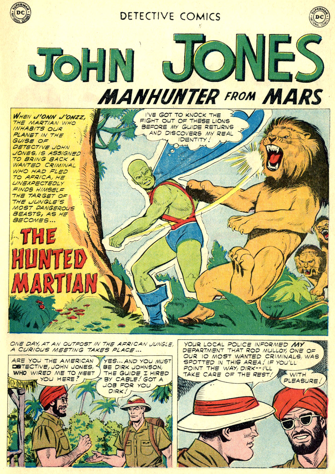Read online Detective Comics (1937) comic -  Issue #270 - 27