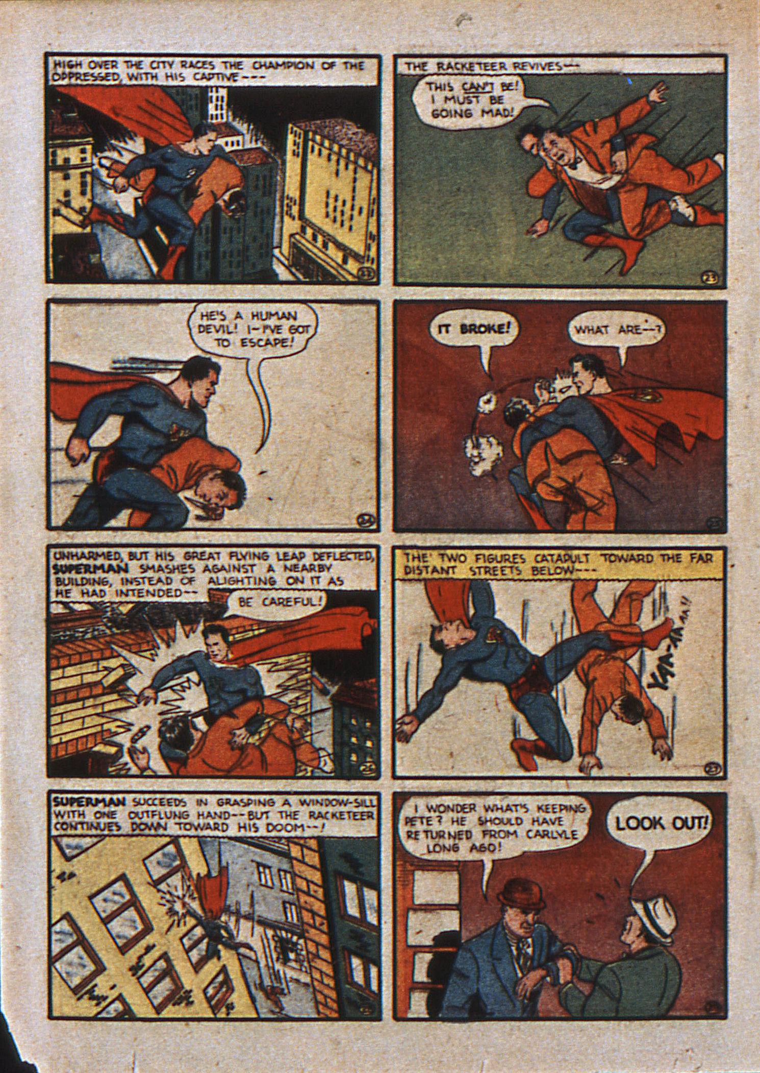 Action Comics (1938) 13 Page 5