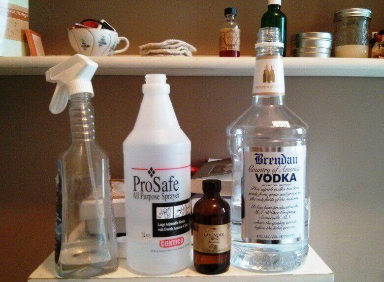 Votka Çok İyi Bir Temizlik Malzemesi Olabilir