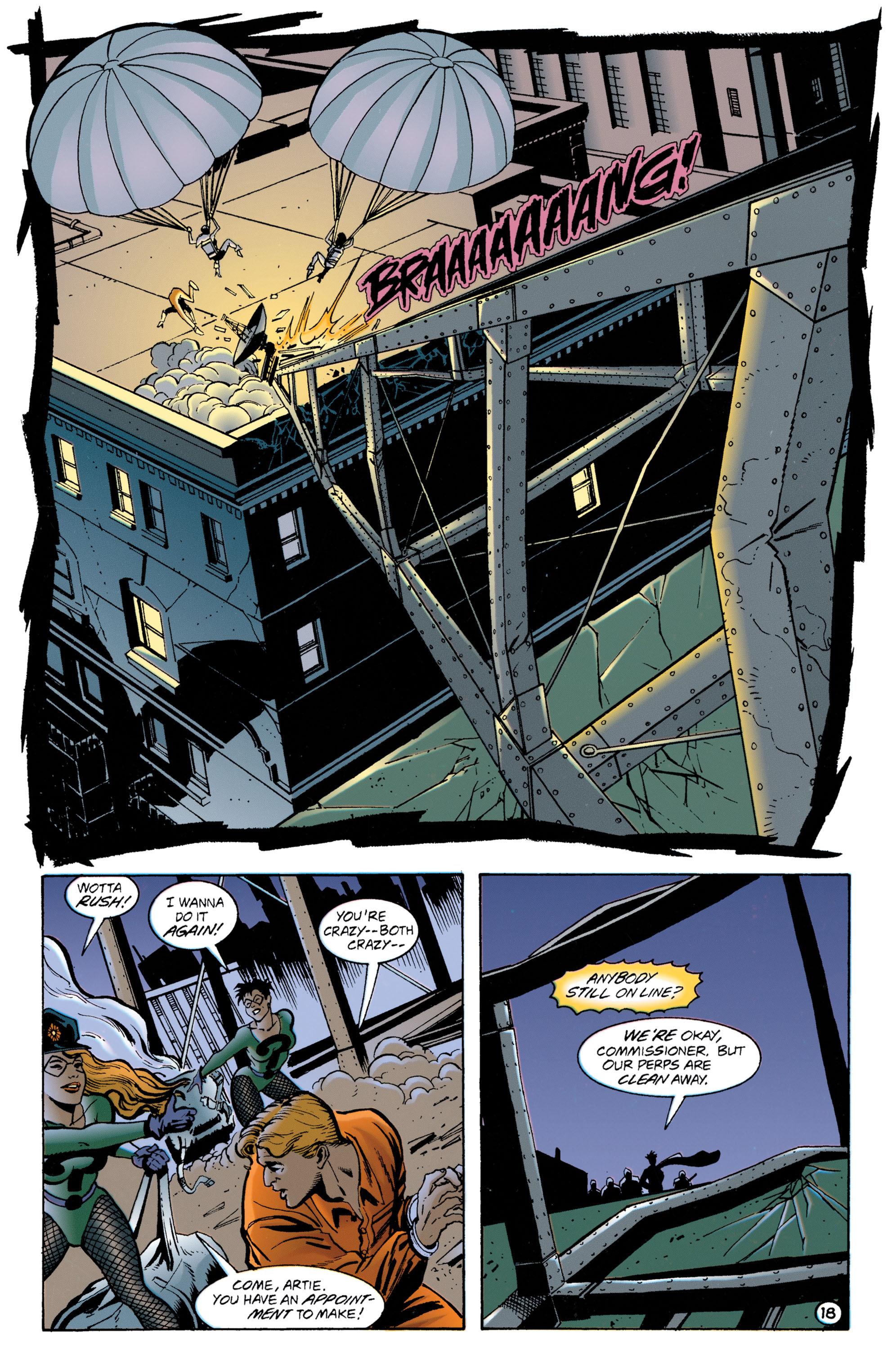 Detective Comics (1937) 705 Page 18