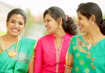 Vinoth & Malathi | Tirupur Grand Gounder Wedding Highlights