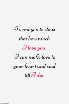 60+ Romantic I love you so much quotes and Sayings (2019