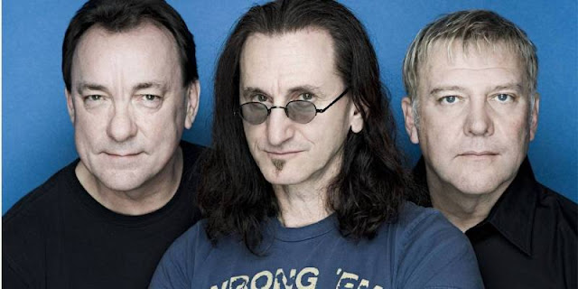 O trio canadense Rush, que anunciou o fim de suas atividades após quatro décadas de estrada na semana passada. (Foto: Divulgação)