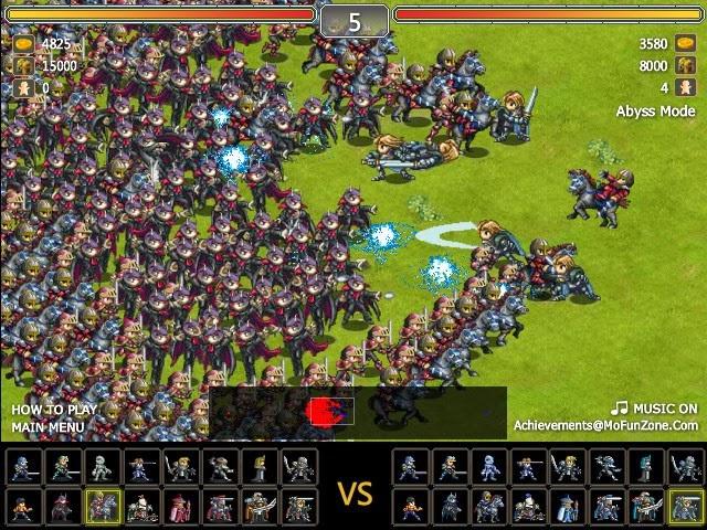 Miragine War Game - Play Free Games Y8