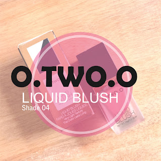 Liquid Blush murah dari O.Two.O di bawah 100 ribu