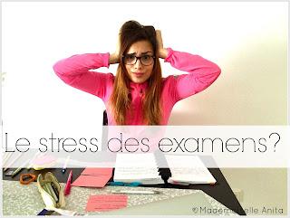 Αποτέλεσμα εικόνας για éviter de stresser aux examens
