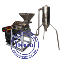 Mesin PENEPUNG (Hammer Mill) Stainless Steel dengan Cyclon