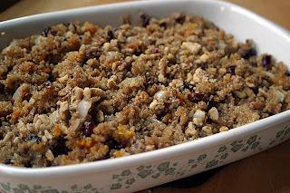 Butternut Squash Quinoa Stuffing 5