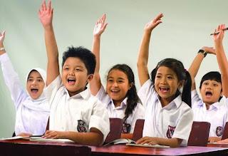 Syarat Seleksi Penerimaan Siswa Baru Kelas 1 SD