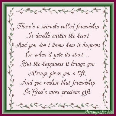 Wangzoms Random Thoughts Goodbye Letter to My Miracle Friend