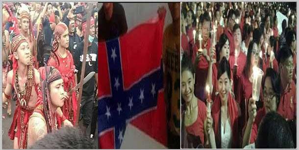 Deklarasi Minahasa Merdeka, Gerakan Makar Ahokers Terhadap NKRI dan Pancasila?
