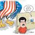 """""""Metiendo presión cancha entera"""" @ElDia_do #Caricaturas #Maduro #Venezuela"""