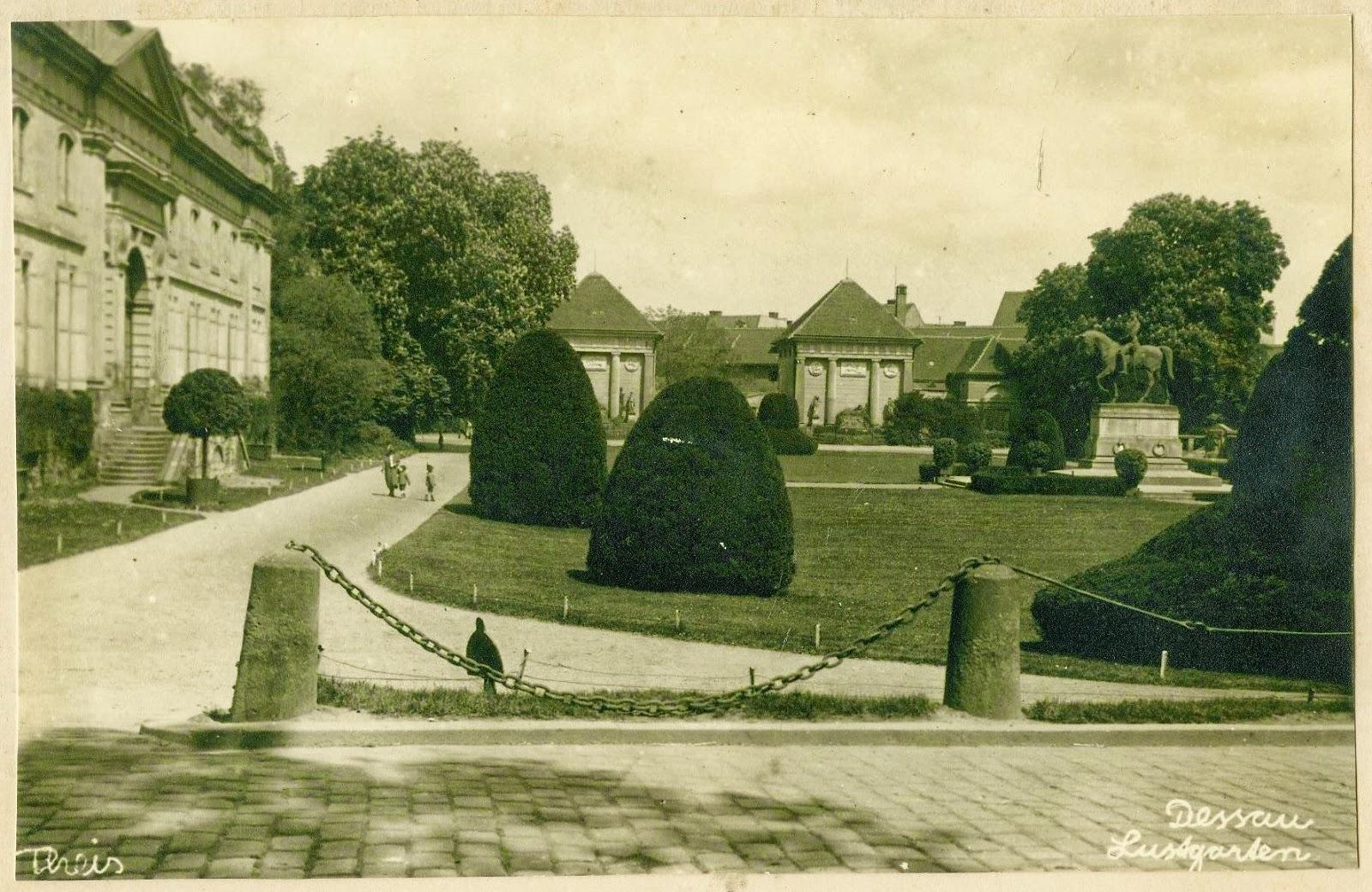 Altes und Neues von Bernd Nowack, Dessau: Eine alte