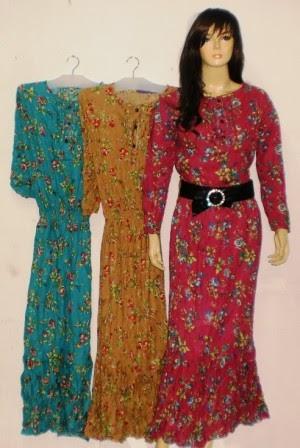 Gamis Kaftan Gp024a Grosir Baju Muslim Murah Tanah Abang Baju