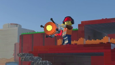 Lego Worlds (Game) - Launch Trailer - Screenshot