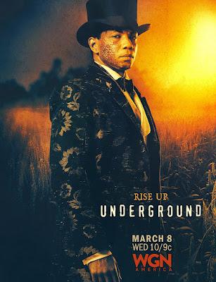Underground Season 2 Poster 4