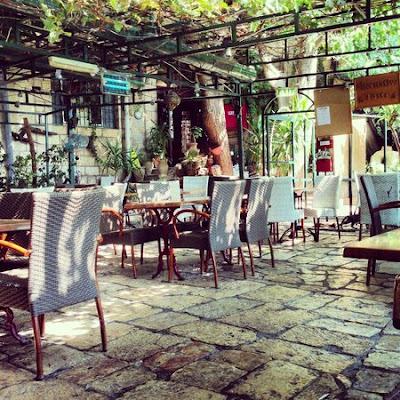 Jerusalem Hotel Cafe
