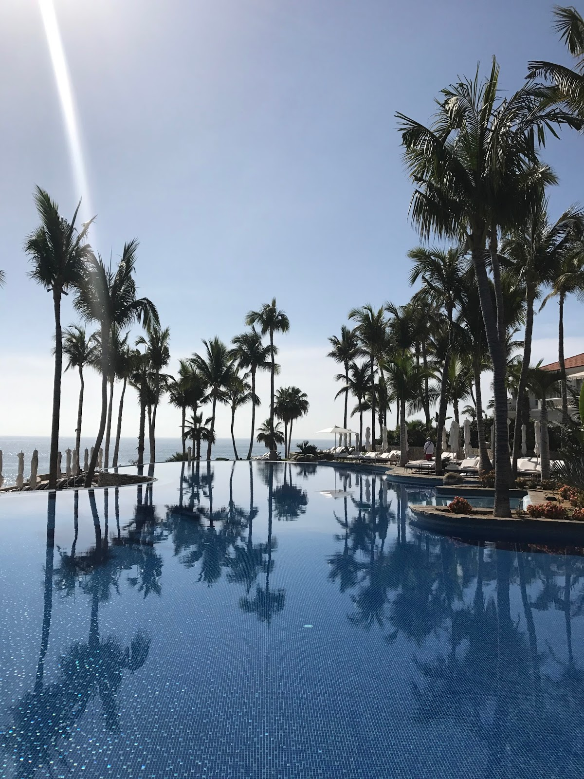 one & only palmilla pool review
