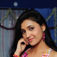 Pretty and cute Sarayu Stills in Pink Top