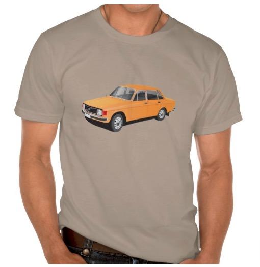 Volvo 140 t-shirt