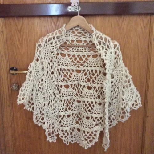 Vintage Inspired Shawl - Free Pattern