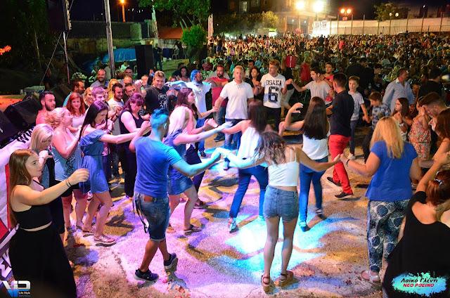 Αργολίδα: Με πολύ κέφι και χορό το λαϊκό γλέντι στο Νέο Ροεινό Ναυπλίου