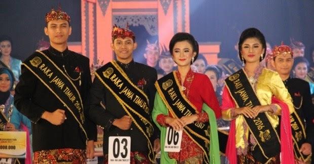 Uniknya Baju Adat Jawa Timuran