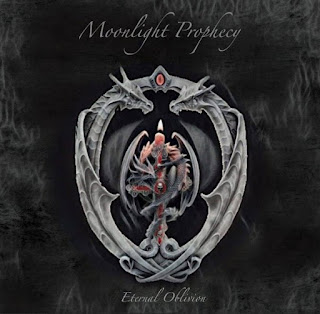 "Η σύνθεση των Moonlight Prophecy ""Spellbound"" από το ep ""Eternal Oblivion"""
