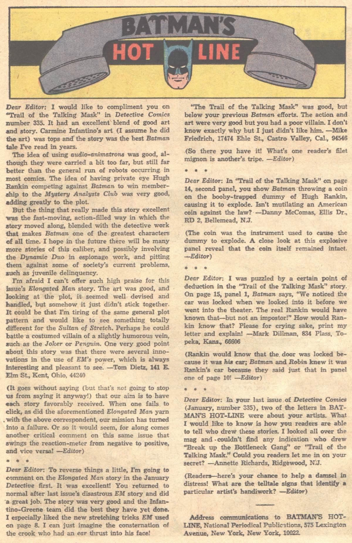 Detective Comics (1937) 339 Page 21