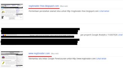 Mengalihkan blogspot ke custom domain