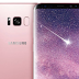 Galaxy S8 Rose pink edition