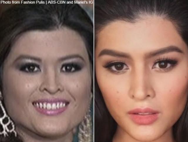 Retokada o hindi? Mariel de Leon's past and present photo sparks debate among netizens