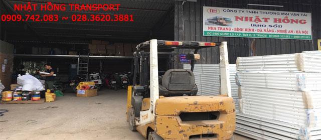 Dịch vụ vận chuyển gửi xe máy đi ra Hải Phòng từ Sài Gòn