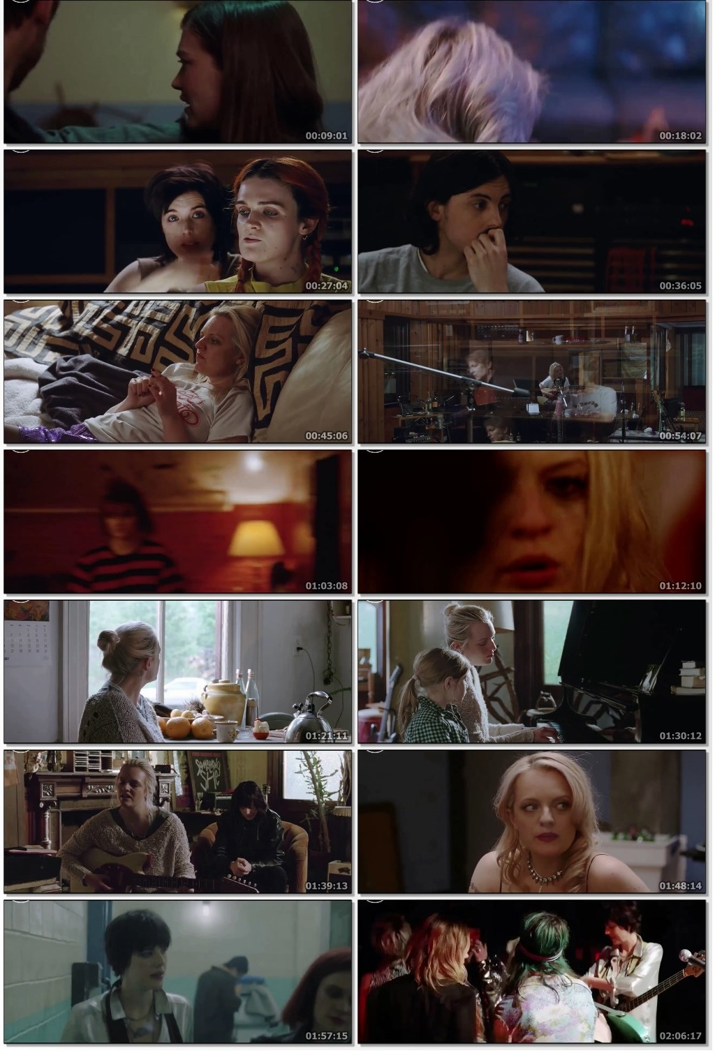 Her Smell (2018) English 400MB HDRip 480p x264 , Download