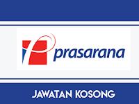 Jawatan Kosong di Prasarana Malaysia Berhad 2019