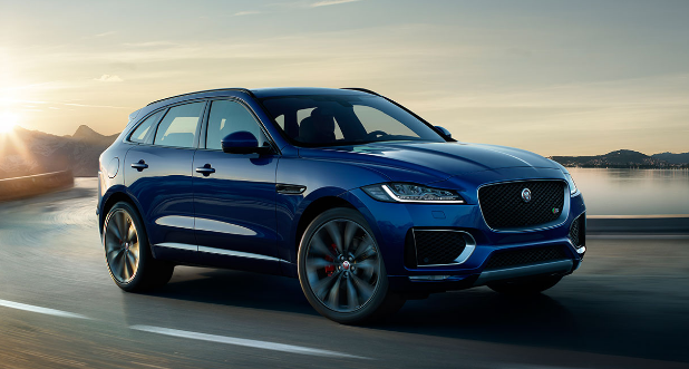 Jaguar F-Pace SVR 4x4 Tested