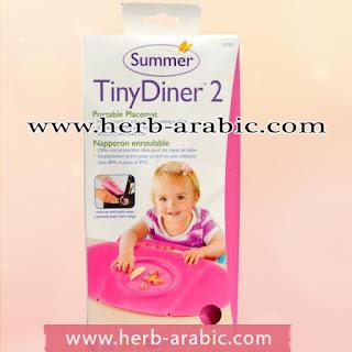 موديلات مفرش طاولة واقي من الاتساخ للاطفال