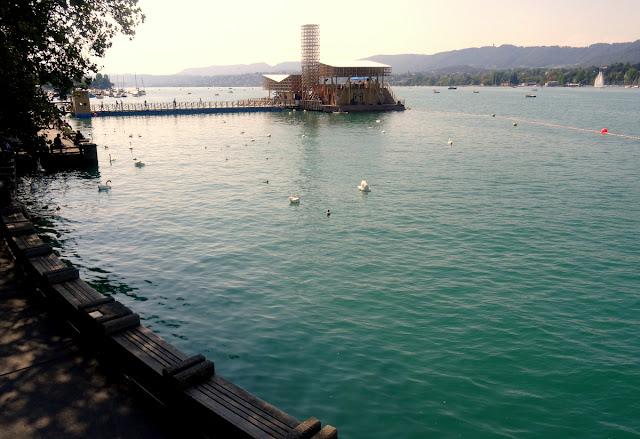 Manifesta 11 Floating Pavilion Zurich