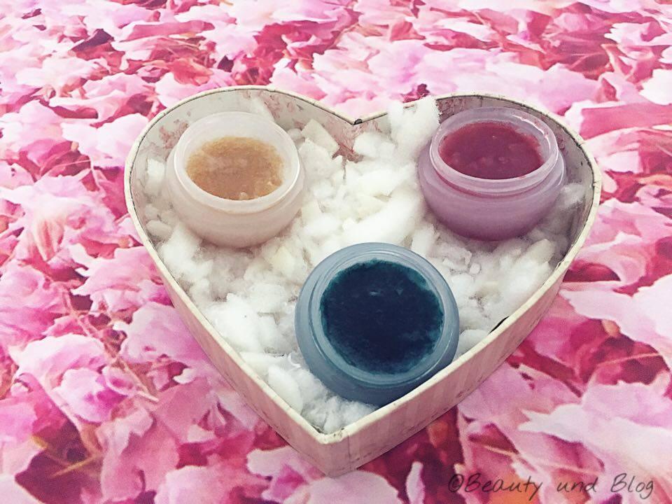 Diy Lippenpeeling Lush Blog Und Beauty
