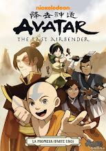 Avatar la Leyenda de Aang Español Latino