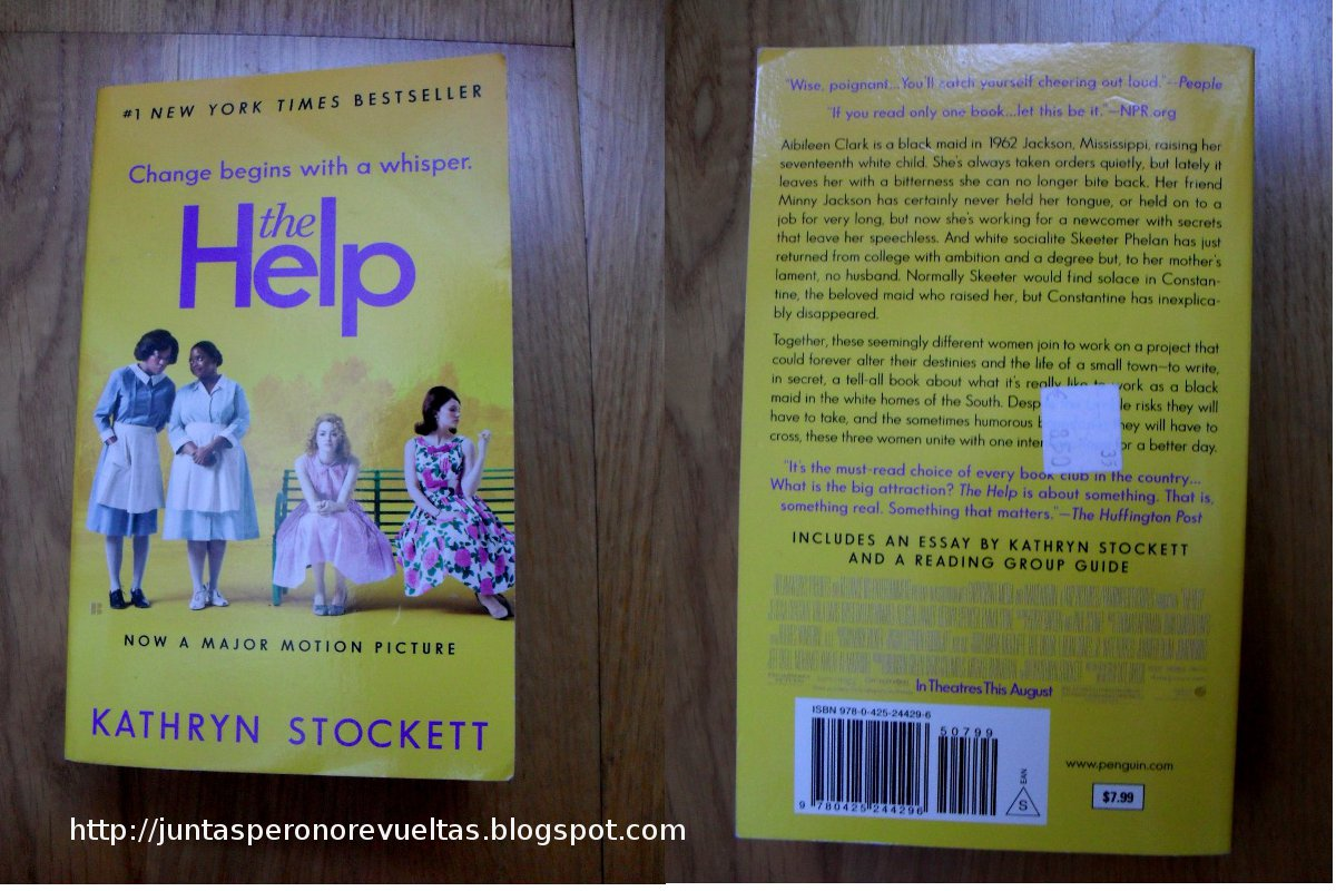 Kathryn Stockett Libros Juntas Pero No Revueltas Together Yet Apart Libros