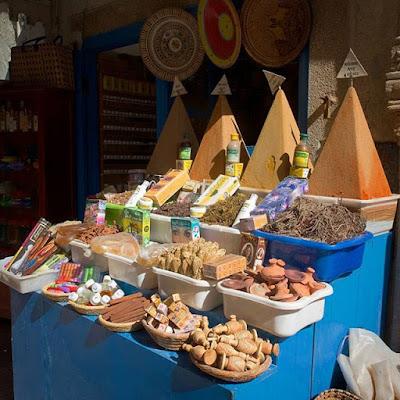 Especies en Essaouira