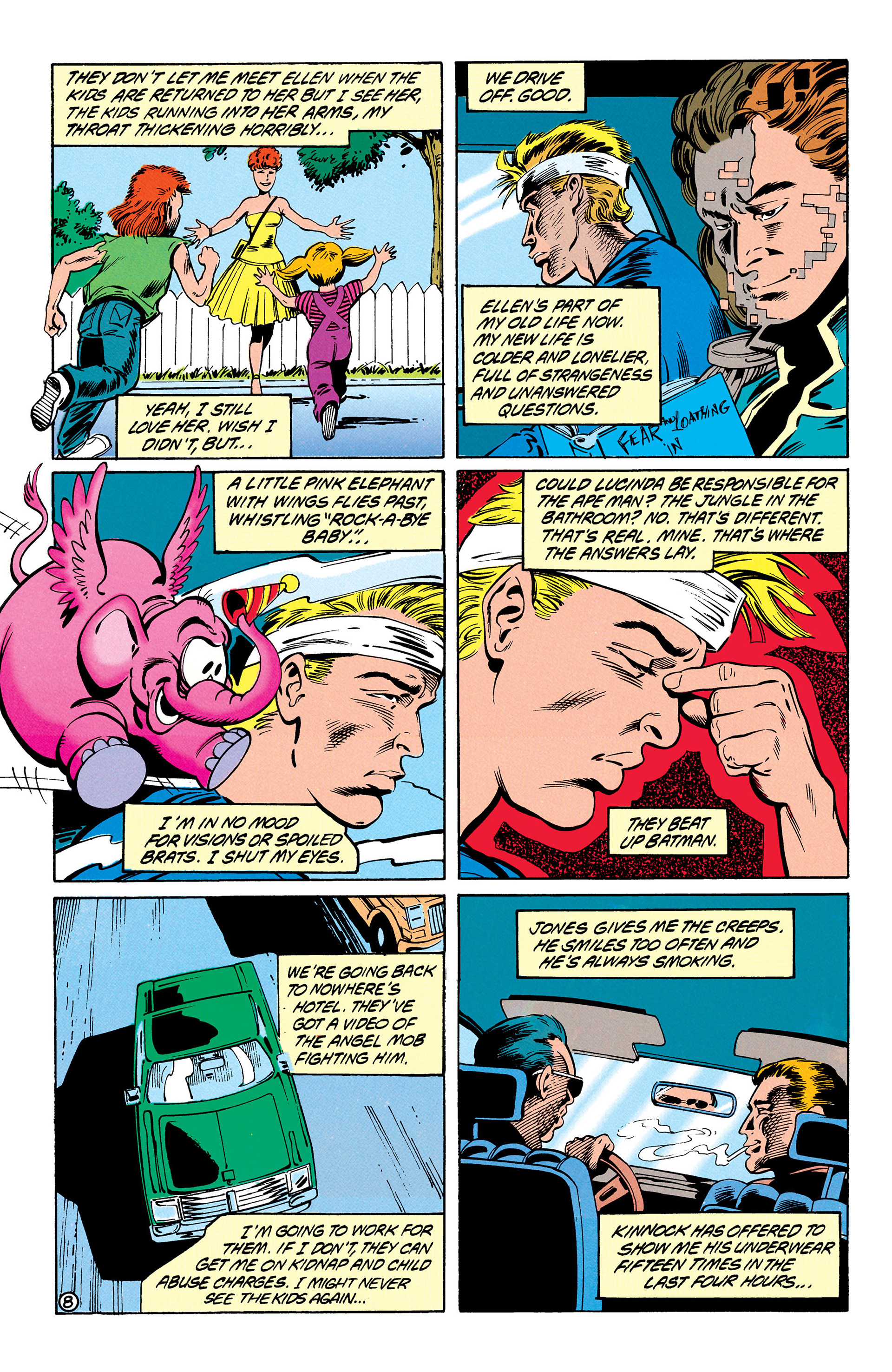Read online Animal Man (1988) comic -  Issue #30 - 9