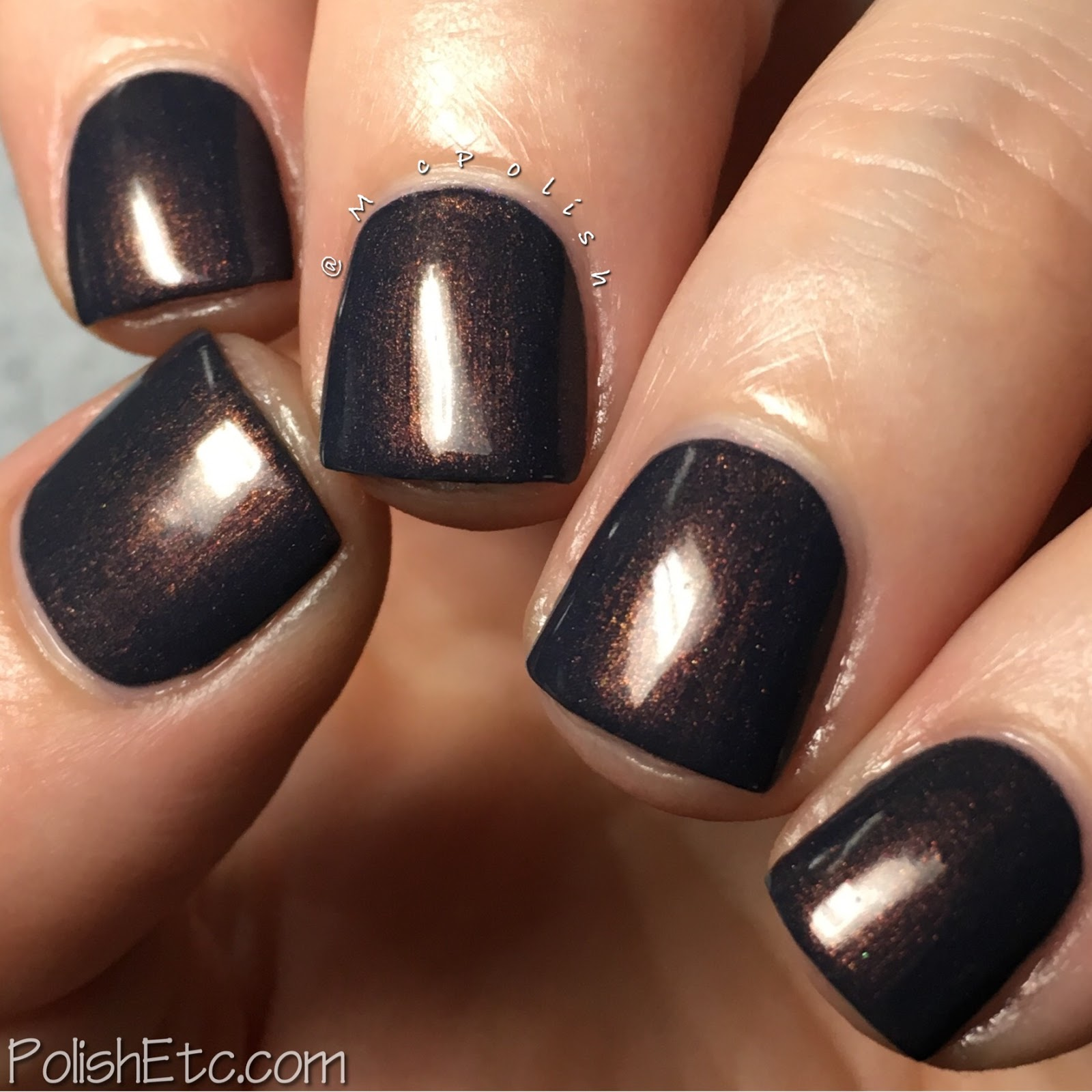 Native War Paints - Copper Penny Collection - McPolish - Copperpot