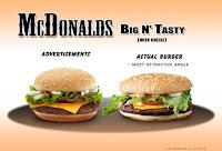 food industry dishonest advertising