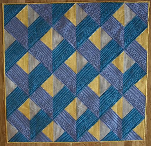 Dimensions Quilt Free Pattern designed by Angela Walters of Quilting Is My Therapy