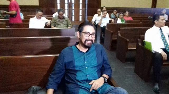 Choel Mallarangeng Puasa di Penjara, Hanya Bisa Mengkhayalkan Hall Ini..