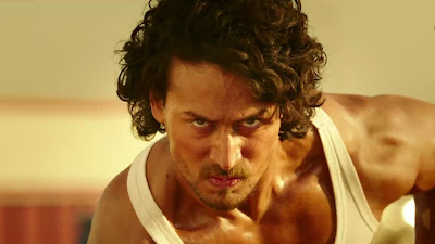 Tiger Shroff Engery HD Image