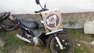 Cipe Sudoeste recupera moto